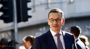 Premier Morawiecki zdecydowanie o udostępnieniu patentów szczepionek