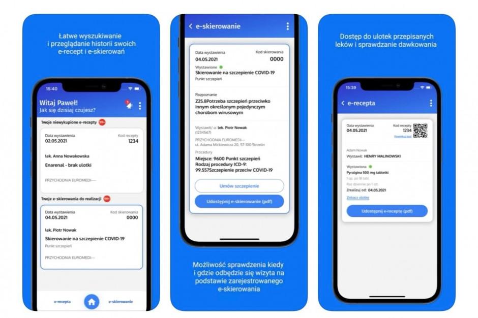 Internetowe Konto Pacjenta: aplikacja mojeIKP już na smarfonach