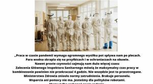 Pielęgniarki mają dość: Nie płaćcie nam brawami za ciężką pracę