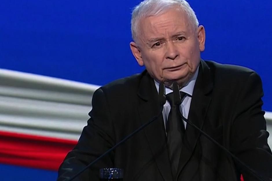 """Kaczyński o ochronie zdrowia podczas prezentacji """"Polskiego Ładu"""""""