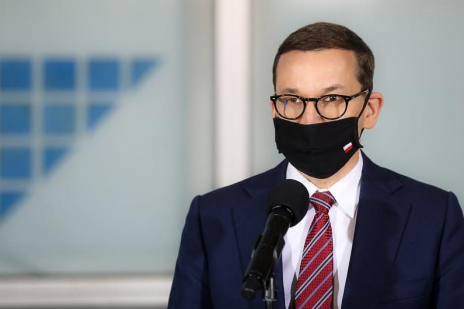 Premier Morawiecki zapowiada ''sanację służby zdrowia''