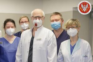 Nowatorski projekt WUM. Chodzi o usuwanie płynu z jamy opłucnej