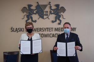 Jedyne takie porozumienie w Polsce: starostwo i uczelnia będą zachęcać młodych do studiów