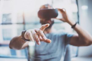 Dzięki wirtualnej rzeczywistości mali pacjenci zapomną o bólu i stresie