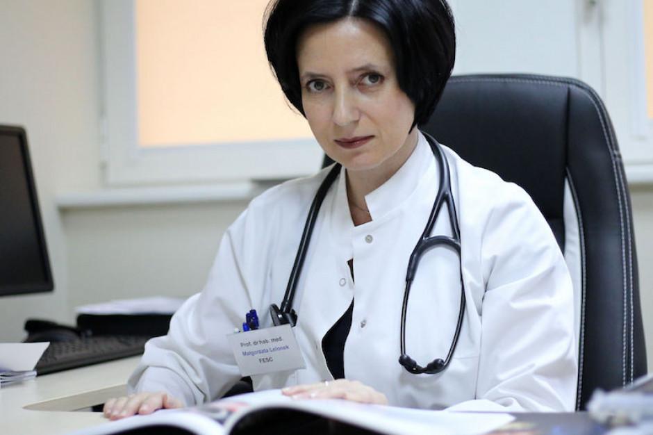 Pacjent kardiologiczny: W ostatnich miesiącach to pacjent w stanie znacznie cięższym niż kiedyś