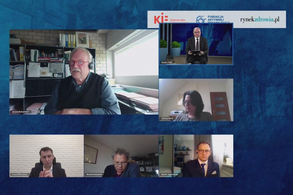 Klasyfikacja ICF, czyli rozmawiajmy o tym, jak funkcjonujemy - retransmisja debaty