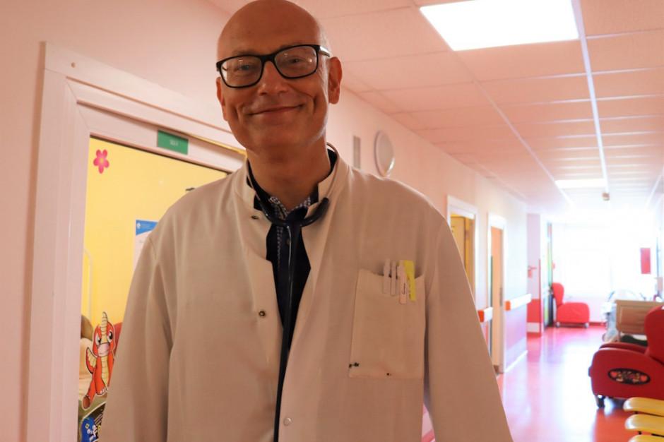 Lubuskie: nowy konsultant wojewódzki w dziedzinie endokrynologii i diabetologii dziecięcej