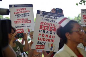 Gardias: to będzie szok dla polskiego społeczeństwa, kiedy zabraknie pielęgniarek
