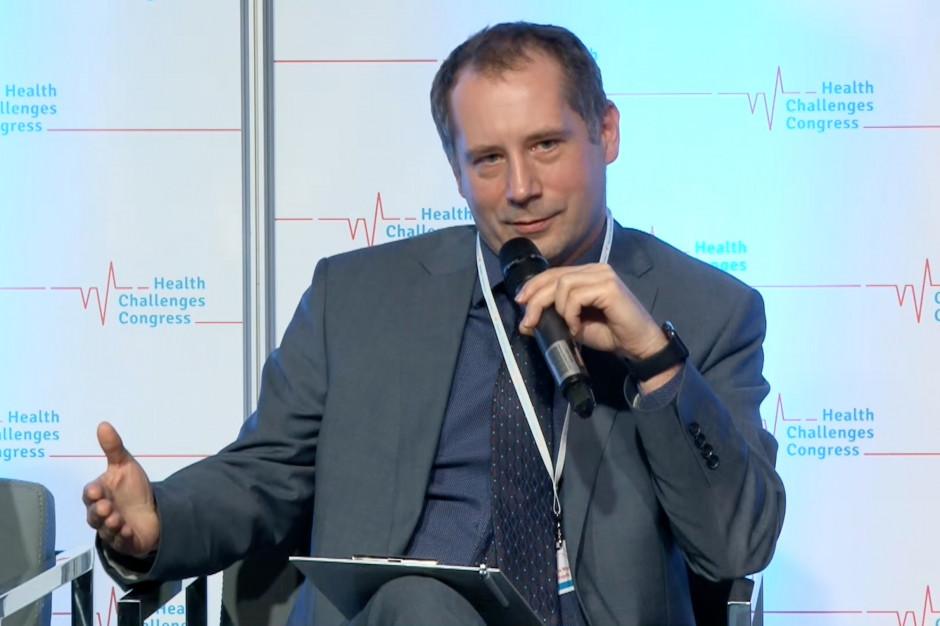 Prezes Kamsoftu: użytkownicy są otwarci na nowe technologie służące cyfryzacji ochrony zdrowia