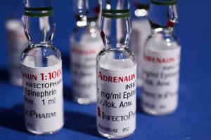 Wstrząs anafilaktyczny nie zawsze jest prawidłowo rozpoznawany