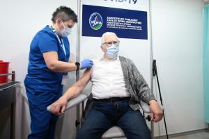 Rzecznik rządu: liczba osób zaszczepionych jest niesatysfakcjonująca