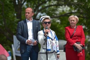 """Krystyna Ptok o kolejnych protestach: """"Teraz to będą działania radykalne"""" ROZMOWA"""