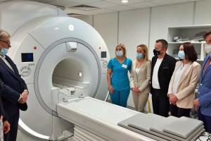 Nowa pracownia rezonansu magnetycznego w sosnowieckim szpitalu. Miasto wychodzi naprzeciw rosnącym potrzebom w zakresie badań obrazowych