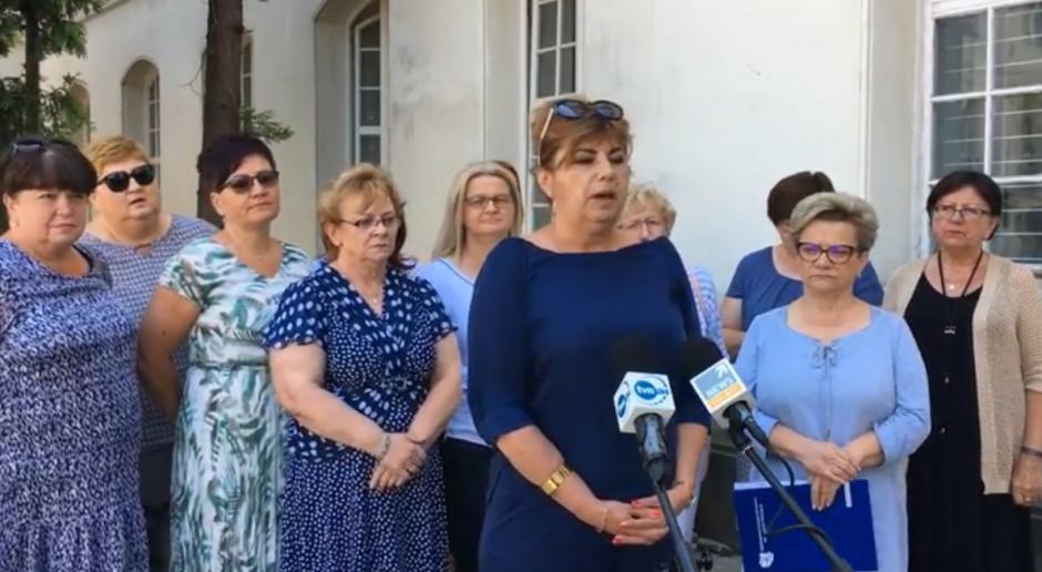"""Pielęgniarki poskarżą się na rząd do NIK. Zapowiadają też """"czarne listy polityków"""""""