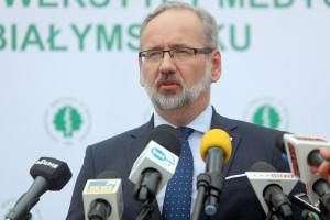 Niedzielski: Podlaskie z Uniwersytetem Medycznym przetestuje reformę szpitali