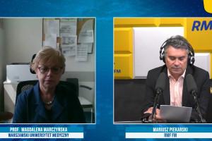 Prof. Marczyńska: płatna usługa zaszczepienia na Covid-19? To może zmobilizować do szczepień