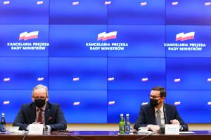Premier o wariancie Delta: monitorujemy sytuację i będziemy reagować patrząc na Europę