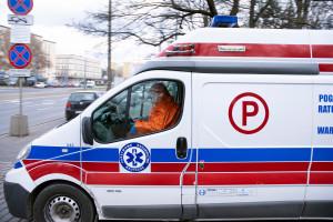 Ratownicy medyczni wyjdą dziś na ulice siedmiu miast. Domagają się podwyżek i własnej ustawy