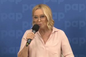 Agata Młynarska: miałam szczęście, bo moja droga do diagnozy kilka lat - zwykle trwa 5-15 lat