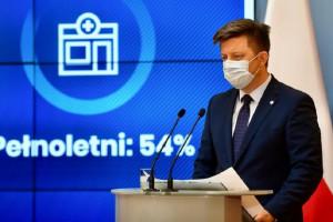 Przymusowe szczepienia na COVID-19 w Polsce? Dworczyk odpowiedział, co rząd planuje w tym zakresie