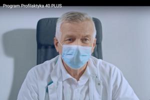 """Adam Niedzielski zachęca do udziału w programie Profilaktyka 40 PLUS. """"W życiu ważne są wyniki"""""""
