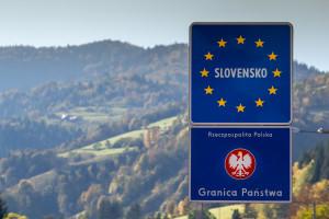 Słowacja zamknęła część przejść granicznych. Mieszkańcy Muszyny protestowali