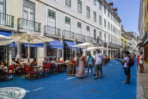 W Portugalii wracają obostrzenia. W restauracjach i hotelach obowiązkowy paszport covidowy