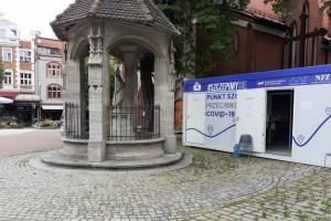 W Sopocie pod kościołem, obok ''Monciaka'' można się zaszczepić przeciw Covid-19 bez rejestracji