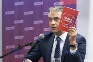 ''Polska w pandemii. Księga błędów i zaniechań rządu PiS''. Lewica wylicza błędy rządzących