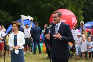 Morawiecki: dopuścimy szczepienia dzieci poniżej 12 roku życia. Ale stawia warunek