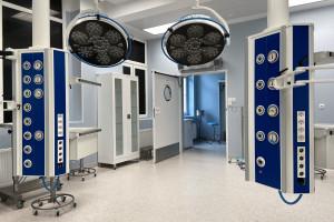 Grupa Nowy Szpital: nowy blok operacyjny w Kostrzynie. Szpital prywatny, pieniądze na budowę też