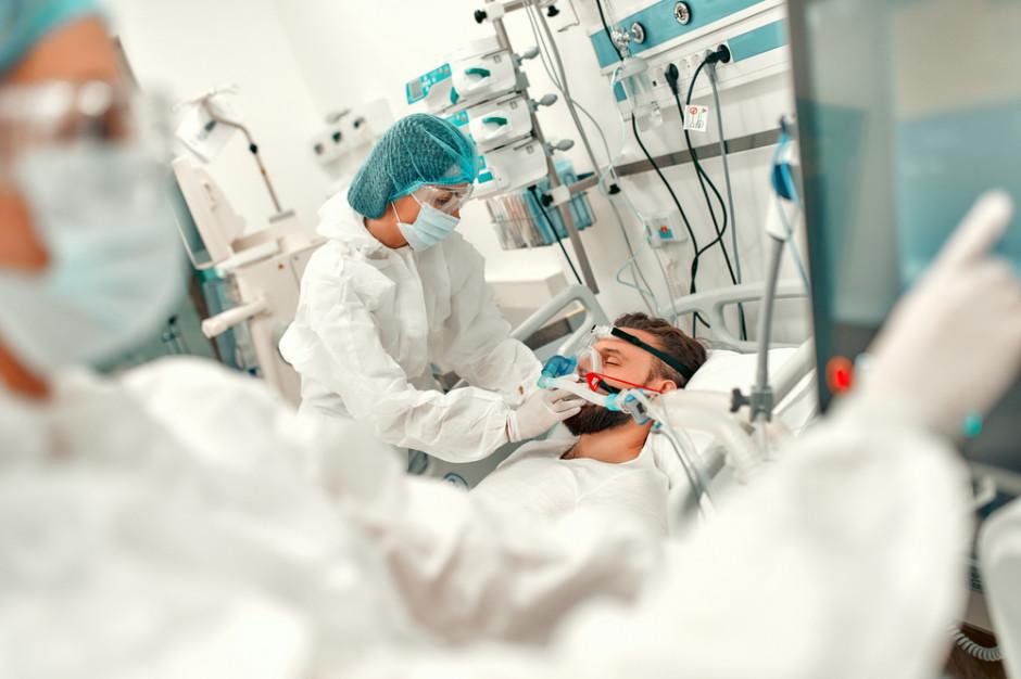 Przypadkowe zakłucia i zranienia medyków. Szpitale wdrożą rozwiązania, które mają im zapobiegać