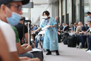 Przed końcem igrzysk w Tokio umrze 100 tys. osób. Szef WHO: pandemia to test, a świat go oblewa