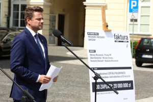 Trzaskowski chce zwrotu Szpitala Południowego: W tej chwili leczy się tam zaledwie kilku pacjentów!