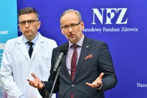 """Ustawa o jakości w ochronie zdrowia. Niedzielski: system """"no fault"""" i zmiana w rozliczeniach ze szpitalami"""