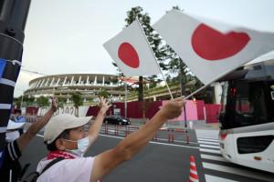 Igrzyska Olimpijskie oficjalnie otwarte. Niestety COVID-19 je zdemolował
