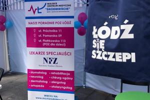 Łódź zaprasza na szczepienia przeciw COVID-19: jednodawkowe i bez rejestracji