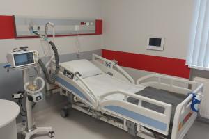 Szpital w Zawierciu zmodernizował oddział zakaźny. Leczy się tam też choroby skóry i przenoszone drogą płciową