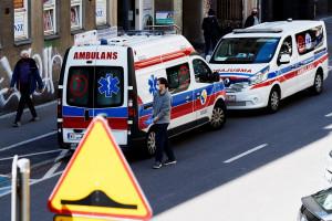 Ratownicy medyczni alarmowali Kraskę o nieprawidłowościach w wynagrodzeniach. Wiceminister w czwartek spotka się z ich pracodawcami