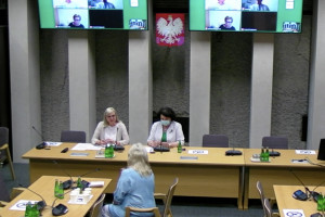 Sejm: posiedzenie Parlamentarnego Zespołu ds. Chorób Rzadkich - retransmisja