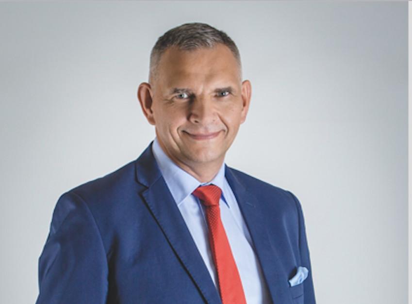 Dariusz Madera, dyrektor generalny Uniwersyteckiego Szpitala Klinicznego w Opolu FOT. usk.opole.pl