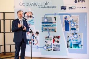 Poznań: ruszyła oficjalnie budowa Centralnego Zintegrowanego Szpitala Klinicznego
