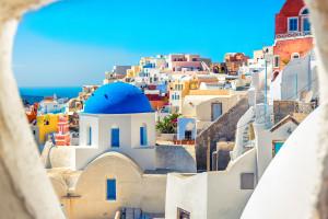 Grecja na wakacje? ECDC odradza podróże na 13 greckich wysp na Morzu Egejskim