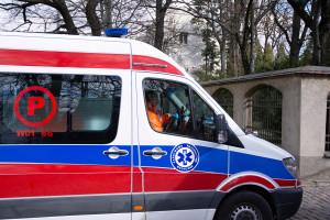 """Białystok: ratownicy medyczni wypowiadają umowy. """"To naprawdę niebezpieczna sytuacja"""""""
