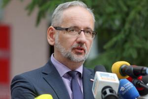 Minister zdrowia: im więcej dajemy, tym więcej jest oczekiwań
