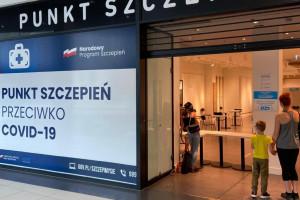 Niemieckie sklepy chcą prowadzić punkty szczepień przeciw Covid-19