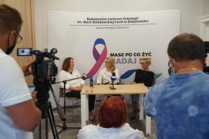 Lekarze Porozumienia Zielonogórskiego będą zgłaszać pacjentki do BCO na profilaktyczne badania piersi