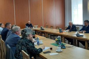 Wiceminister Kraska komentuje pierwsze posiedzenie zespołu ds. Państwowego Ratownictwa Medycznego