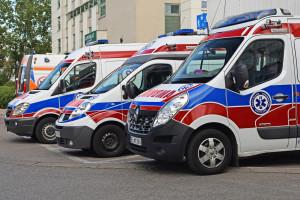W Chełmie ratownicy medyczni poszli na zwolnienia lekarskie. Jest problem z obsadą karetek