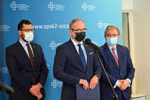 Minister Niedzielski zapewnia, że na poprawę infrastruktury szpitalnej państwo wyda grube miliardy